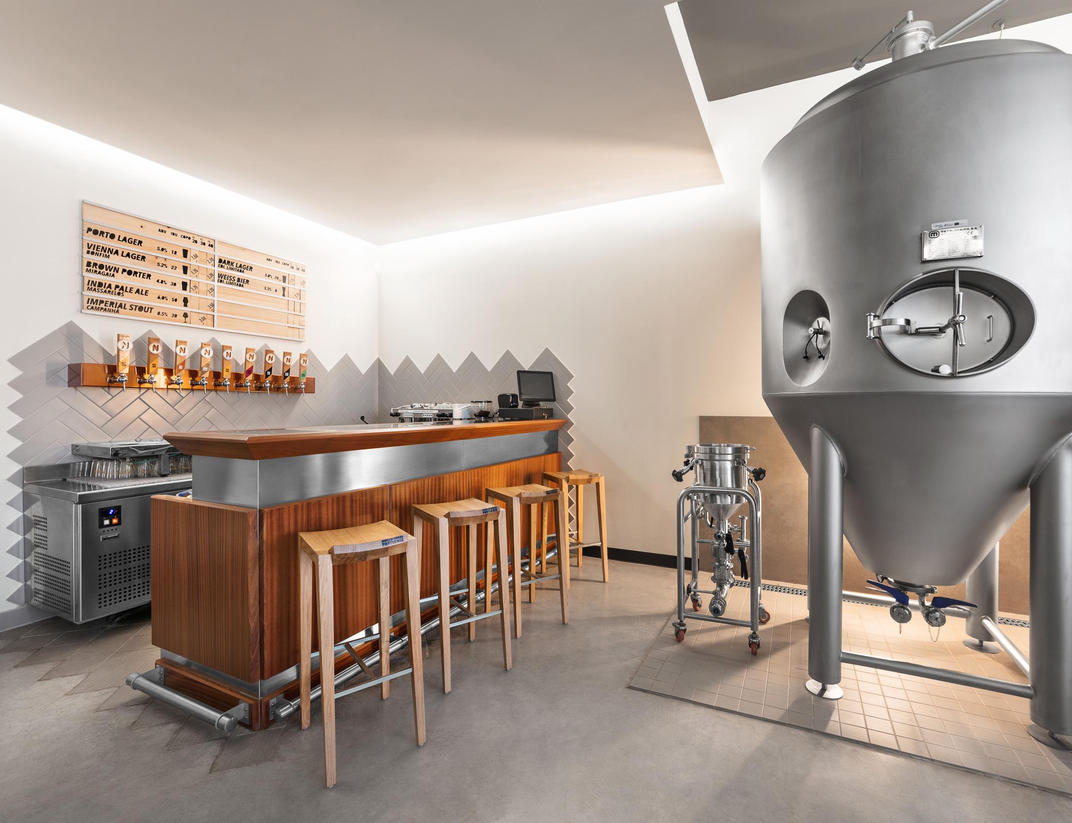 Beer Brewery Nortada